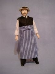 Victorian Kitchen Tradesman Sid